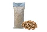 Древесные гранулы - пеллеты 20 кг