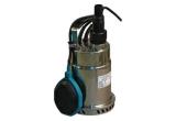 """Погружной колодезный насос для чистой воды 1200W 230V многоступенчатый 1"""" нержавеющая сталь поплавок"""